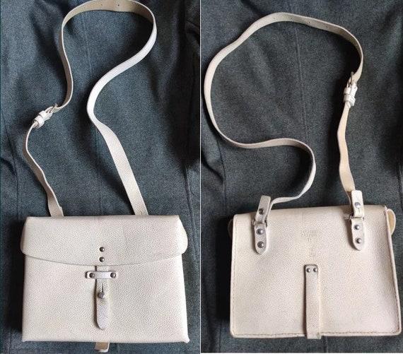 Swiss Army Snow Troops bag, Crossbody vintage ARMY