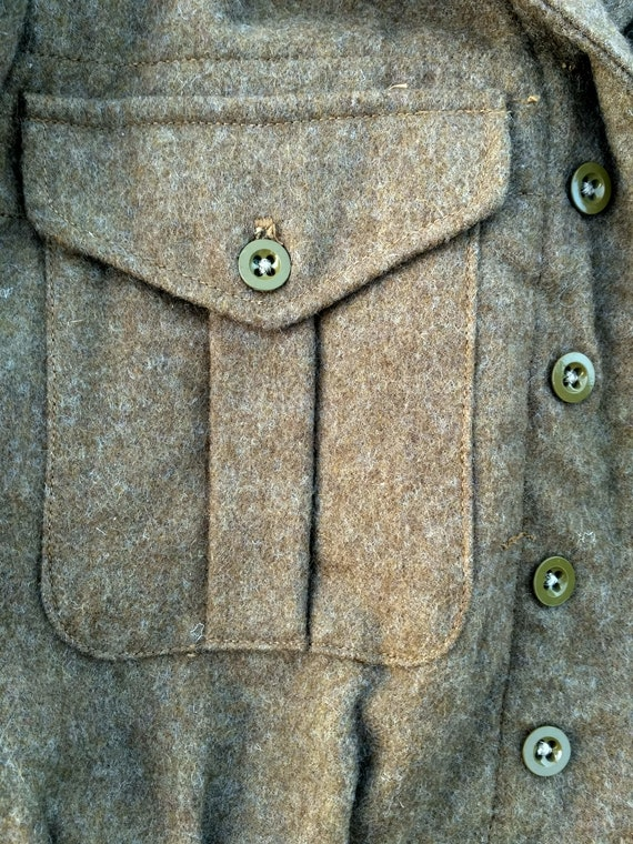 Unused British Military 1949 Pattern Blouse Battl… - image 9