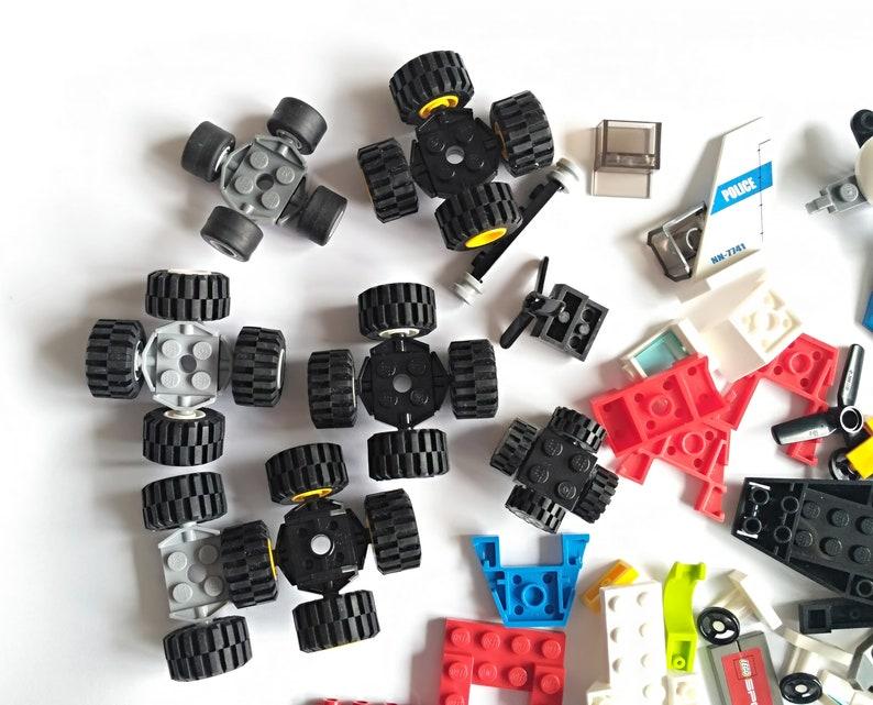 Vintage Mattoncini Lego Lego Auto Parti Epoca Di Lego 1990 Etsy