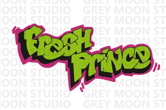 C Fresh Prince Fresh Svg Boy Baby Shower Party Design Etsy