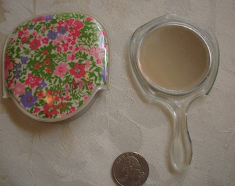 1920's Purse Mirror with Jacket