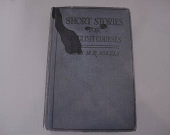 Vintage Short Stories for English Courses