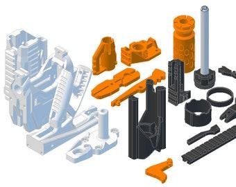 ELITE Caliburn Homemade Blaster - Build-It-Yourself KIT