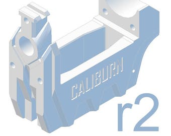 Nerf Caliburn r2 - Replacement/updated Magwell