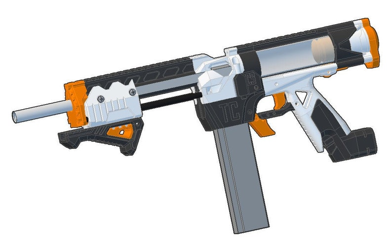Talon Claw Blaster  Build It Yourself Kit image 0
