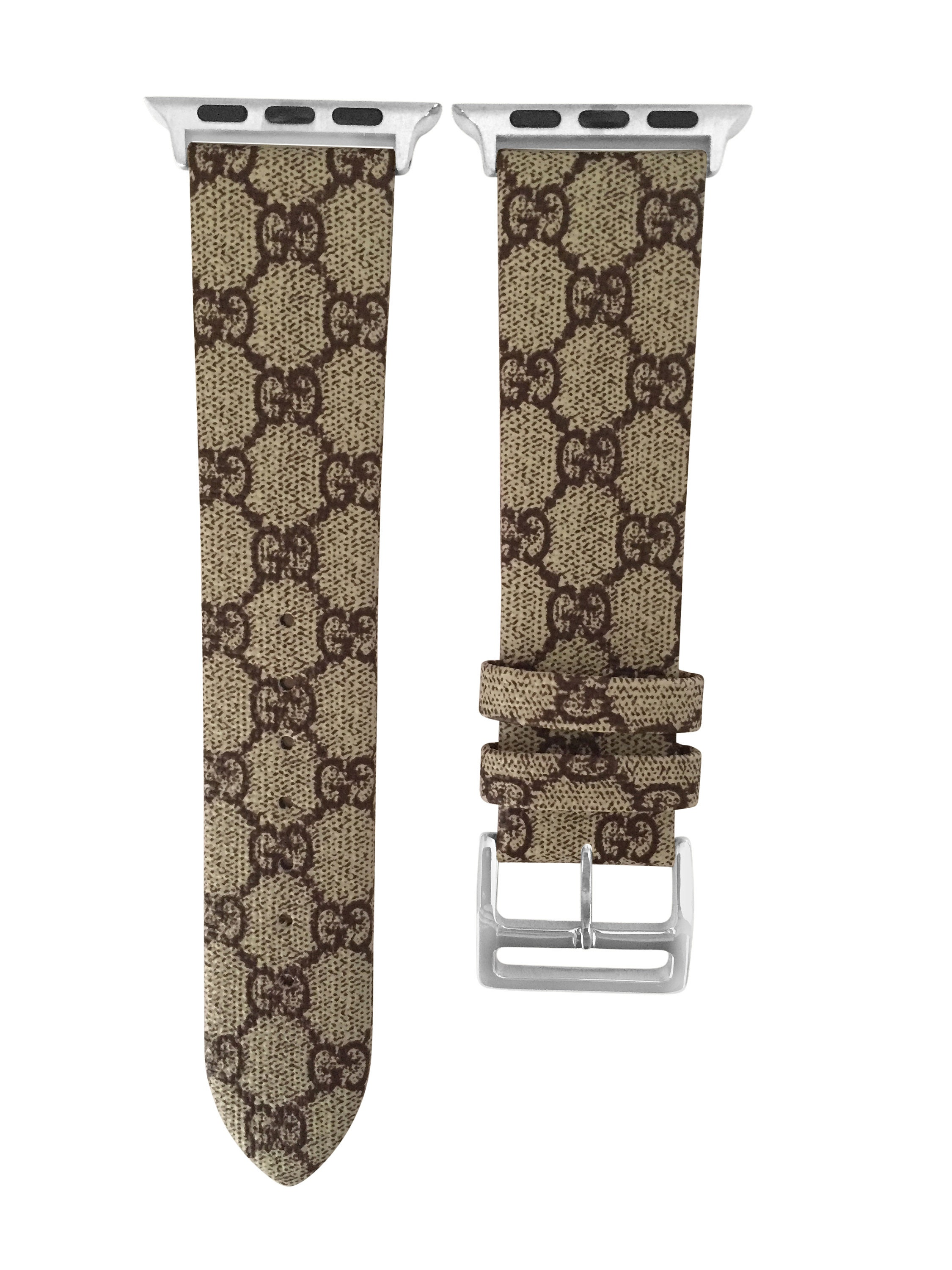 d062868d639 Re-purposed Handmade Gucci for Apple Watch Replacement Band