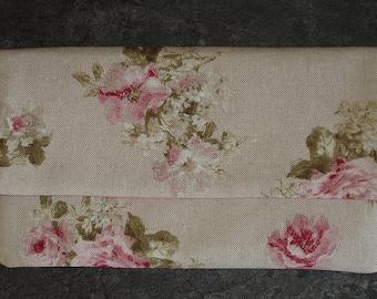 Rose Wrist/Clutch Bag