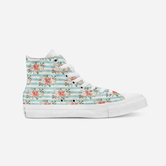0fb786f74622 Gifts IdeasCool GiftFloral Converse ShoesPrinted All Star