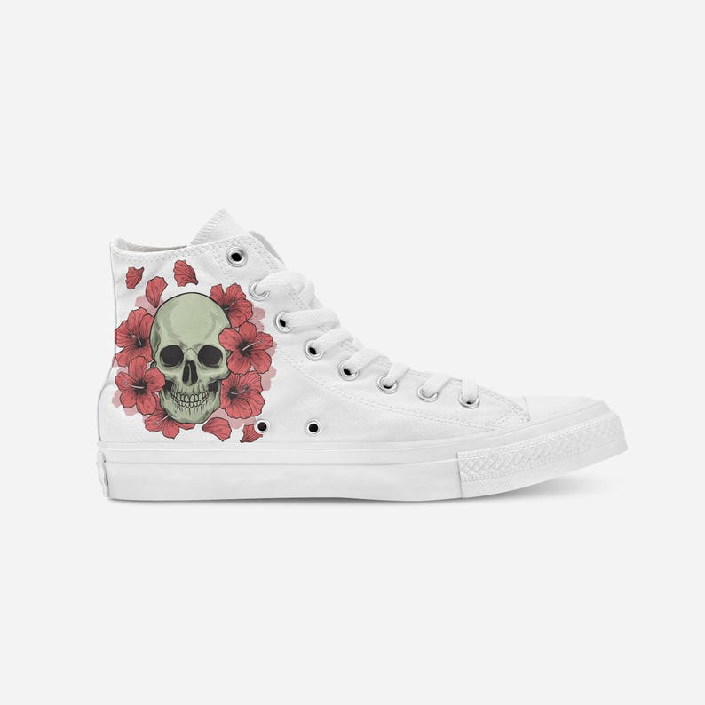 e4d3b9c2db3c Gifts IdeasCool GiftFloral Converse ShoesPrinted All Star
