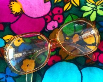 4bd77a5547ae Vintage designer christian dior glasses