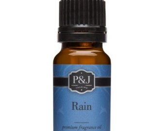 Rain Slime Scents Fragrance Oils P&J Scent Oil 10ML Aroma Supplies Ingredients Slimes Bath Bombs Soaps Candles Supply Crafts