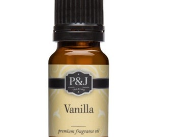 Vanilla Slime Scents Fragrance Oils P&J Scent Oil 10ML Aroma Supplies Ingredients Slimes Bath Bombs Soaps Candles Supply Crafts