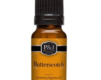 Butterscotch Slime Scents Fragrance Oils P&J Scent Oil 10ML Aroma Supplies Ingredients Slimes Bath Bombs Soaps Candles Supply Crafts