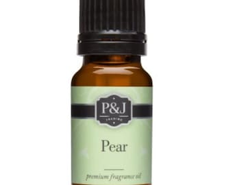 Pear Slime Scents Fragrance Oils P&J Scent Oil 10ML Aroma Supplies Ingredients Slimes Bath Bombs Soaps Candles Supply Crafts