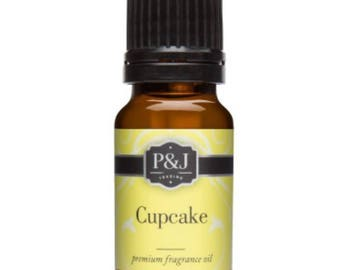 Cupcake Slime Scents Fragrance Oils P&J Scent Oil 10ML Aroma Supplies Ingredients Slimes Bath Bombs Soaps Candles Supply Crafts