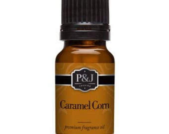 Caramel Corn Slime Scents Fragrance Oils P&J Scent Oil 10ML Aroma Supplies Ingredients Slimes Bath Bombs Soaps Candles Supply Crafts