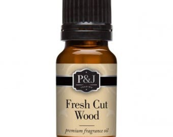 Fresh Cut Wood Slime Scents Fragrance Oils P&J Scent Oil 10ML Aroma Supplies Ingredients Slimes Bath Bombs Soaps Candles Supply Crafts