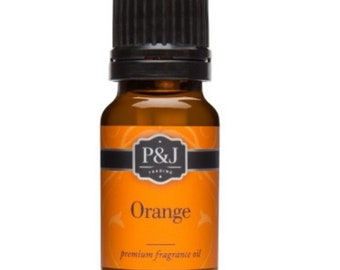 Orange  Slime Scents Fragrance Oils P&J Scent Oil 10ML Aroma Supplies Ingredients Slimes Bath Bombs Soaps Candles Supply Crafts