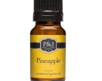 Pineapple Slime Scents Fragrance Oils P&J Scent Oil 10ML Aroma Supplies Ingredients Slimes Bath Bombs Soaps Candles Supply Crafts