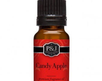 Candy Apple Slime Scents Fragrance Oils P&J Scent Oil 10ML Aroma Supplies Ingredients Slimes Bath Bombs Soaps Candles Supply Crafts