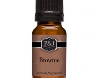 Brownie Slime Scents Fragrance Oils P&J Scent Oil 10ML Aroma Supplies Ingredients Slimes Bath Bombs Soaps Candles Supply Crafts