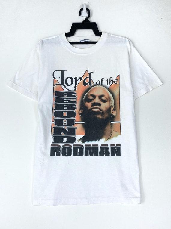 Vintage nineties Dennis Rodman legend nba chicago