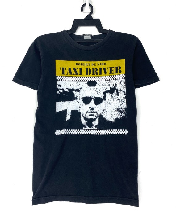 Vintage 90's Taxi Driver movie tshirt tee Robert d