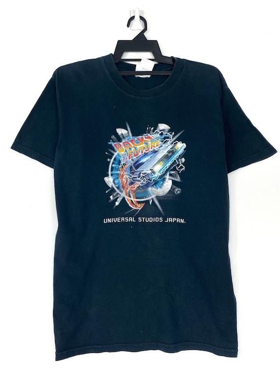 Vintage 90's Back To The Future movie tshirt tee u