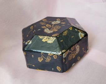 PSB-A03: Flowers Jewelry Box