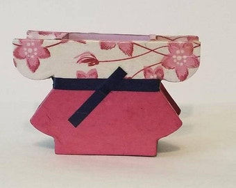 PSB-I09: Korean Dress Business Card Holder