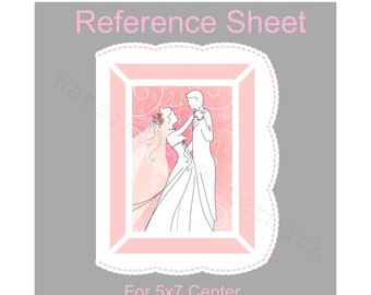 Wedding Book SVG and Studio 3 Cut File Stencil and Decal Cut Files for Silhouette Cricut SVGS Cutouts Bride Guest Bridal Shower Keep Sake