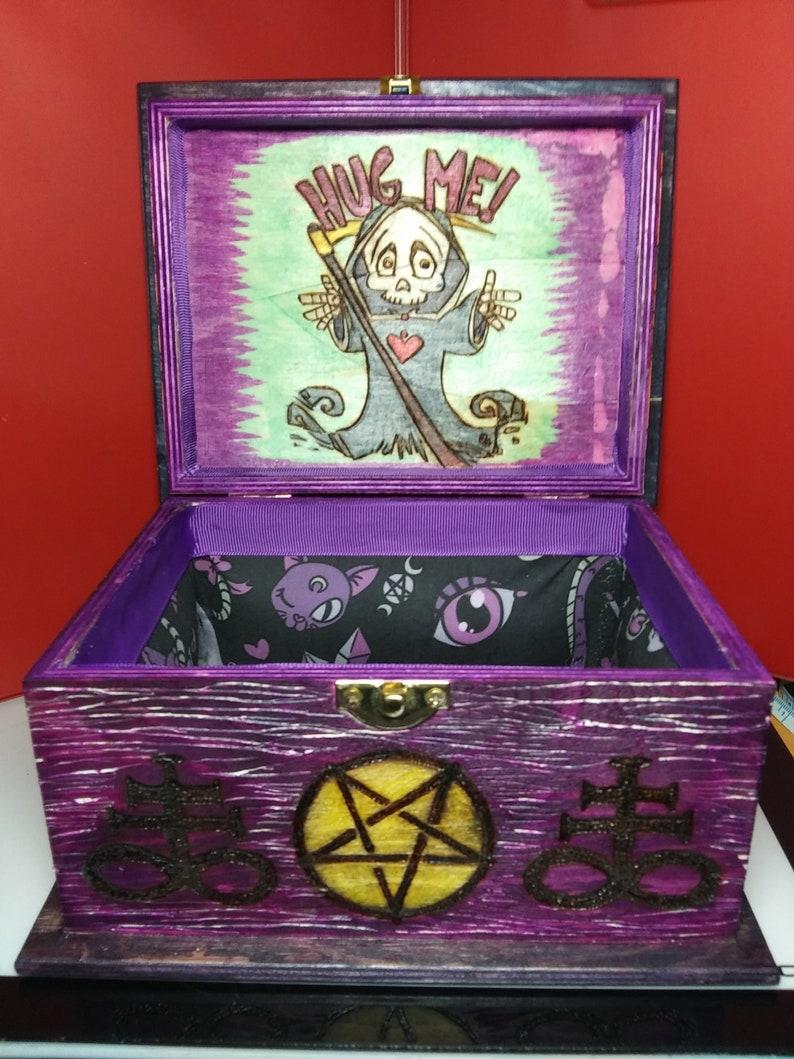 Cute Devils Jewelry Box
