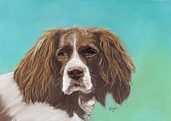 Bespoke Pastel Portrait