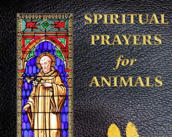 Spiritual Prayers for Animals