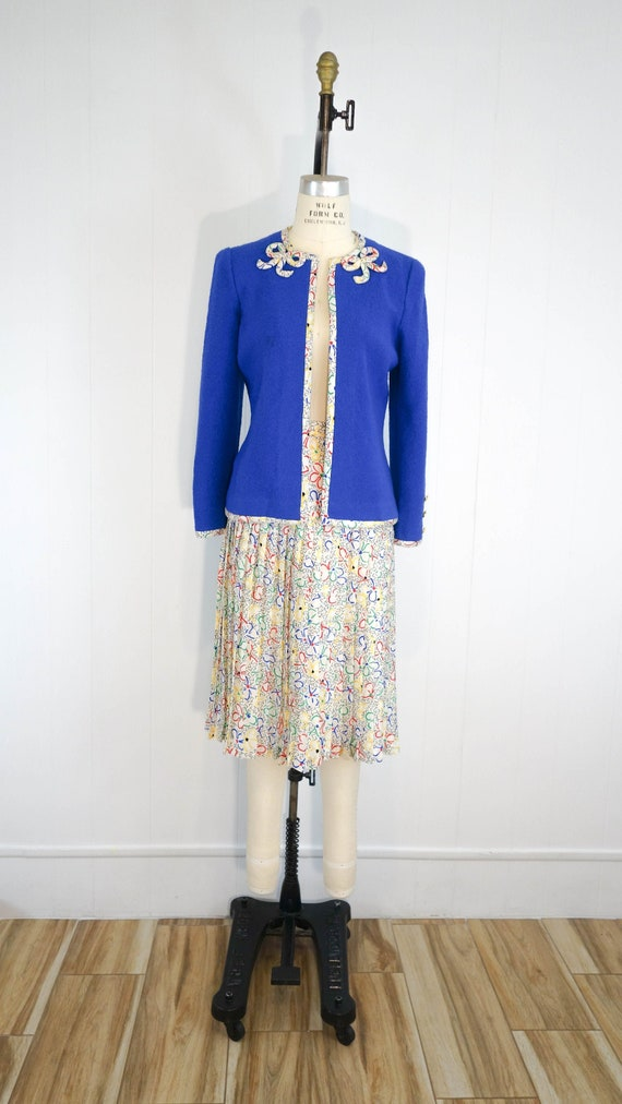 Adolfo New York skirt suit