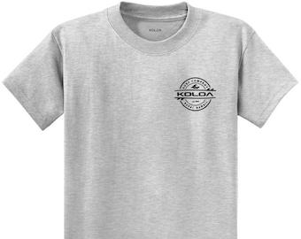 0211cb7322c32 Koloa Surf Co Thruster Design Heavyweight 100% Cotton Men s T Shirt