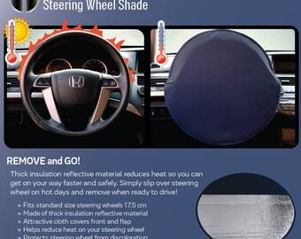 Steering Wheel Shade