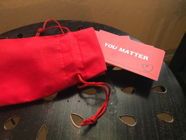 YOU MATTER Cards image 0