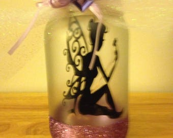 Fairy Jar Lantern