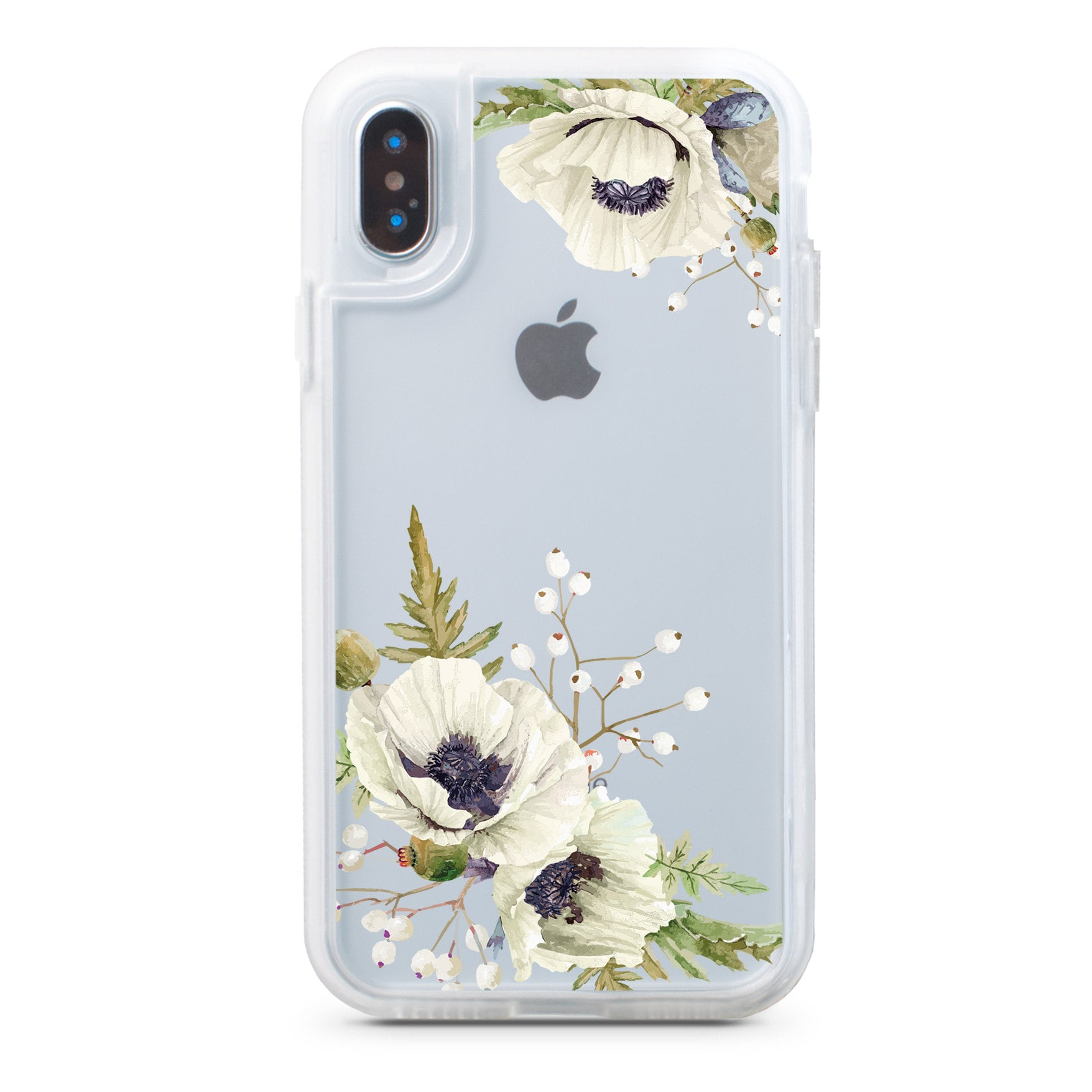 Iphone 8 Case Iphone 7 Plus Case Gift Iphone X Case Floral Etsy
