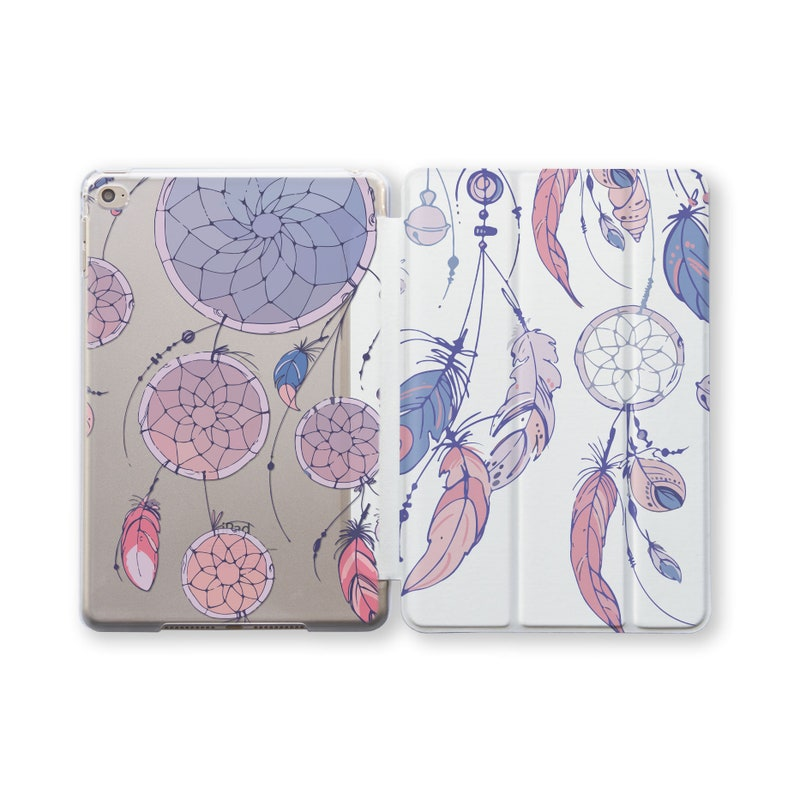 huge discount 33cf0 c7ee5 iPad Mini 5 Colorful Case iPad Pro 12.9 Case iPad Mini 4 Dreamcatcher Case  iPad Air 2 Case iPad 3 iPad Case Pro 9.7 iPad 9 2018 Case CF4092