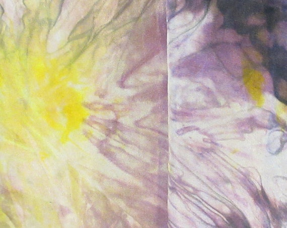 Let the Sun Shine - Handpainted Silk Scarf