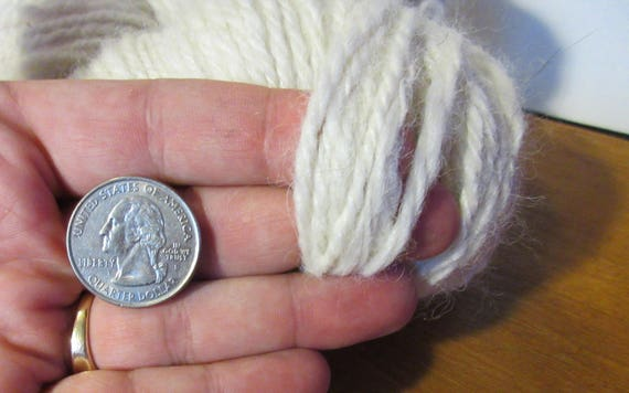 Old School - Handspun Wool Yarn