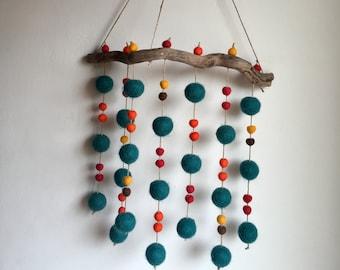 mobile, wall hanging