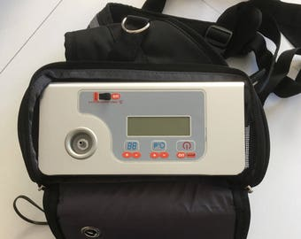 Oxygen concentrators mobile tragbareTransportable oxygen therapy copd