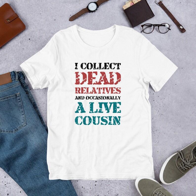 Funny Genealogist Shirt Genealogy Gifts Family Tree Expert Etsy