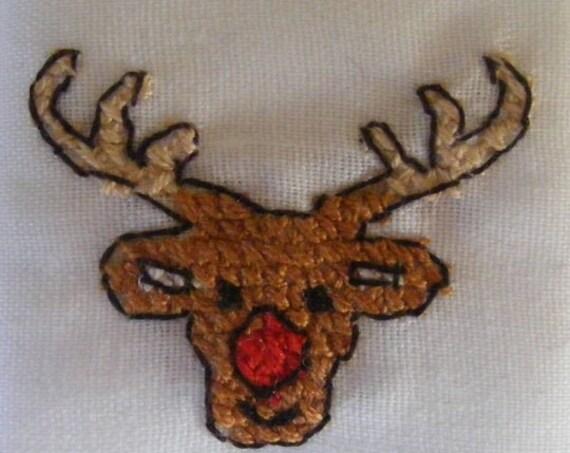 Cross stitch pattern - Reindeer cross stitch pattern - instant digital downloadable cross stitch pattern - pdf cross stitch pattern