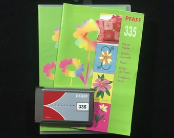 2144 and 2170 Machines in .pcs format Pfaff 310 Lace Embroidery Card For Pfaff 2140
