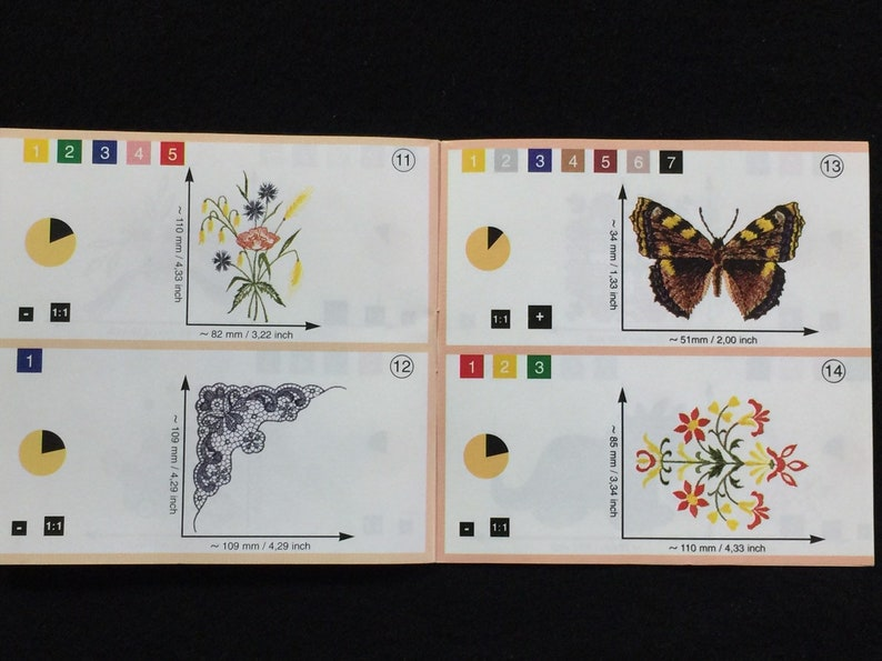 sampler and alphabet embroidery designs card cf 7560 for