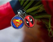 Comic Book charms, Comic charms, Superhero Wedding Bouquet Charms, Superhero Charm, Superhero Pendant, price is per charm